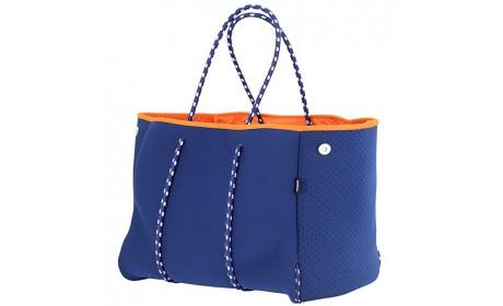 Zipper Waterproof Beach Tote Bag In Eco Friendly Neoprene
