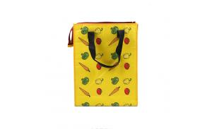Customized reusable insulated  picnic cool lunch bag for outdoor