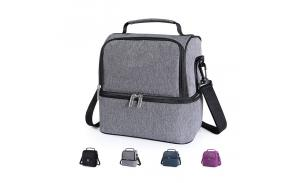 Waterproof Leakproof Thermal Lunch Bag Cooler Bag for Office / School / Picnic