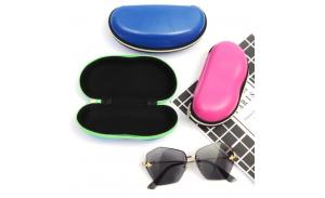 Portable personality personalised eva sports sunglasses case
