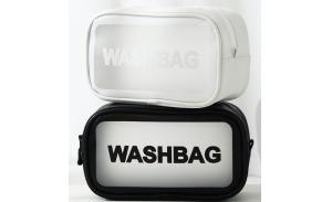 Wholesale price OEM Transparent cosmetic bag LOGO Printing custom PVC women Cosmetic bag