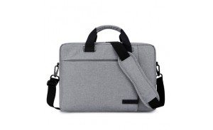 Sleeve Neoprene Messenger Business Laptop Bag 15' Deluxe Neoprene Laptop Sleeve Bag Cover Case for Macbook Pro