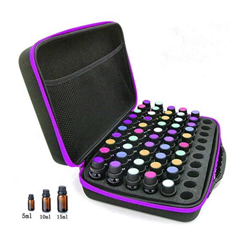 EVA Essential Oils Carrying Case For 60 Bottles 10/15ml