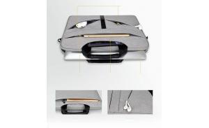 Wholesale custom 13 14 15 inch Portable Universal Laptop Bag Notebook Bag Laptop Messenger Computer case