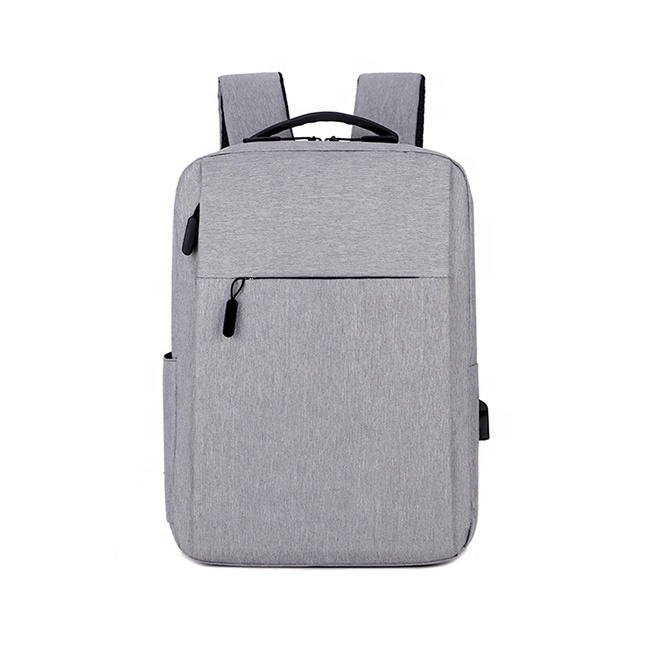 Logo Custom Business Travel School Bag Cheap 15.6 Inch Student Laptop Backpack