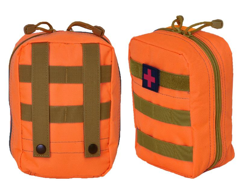 Tactical first aid kit military