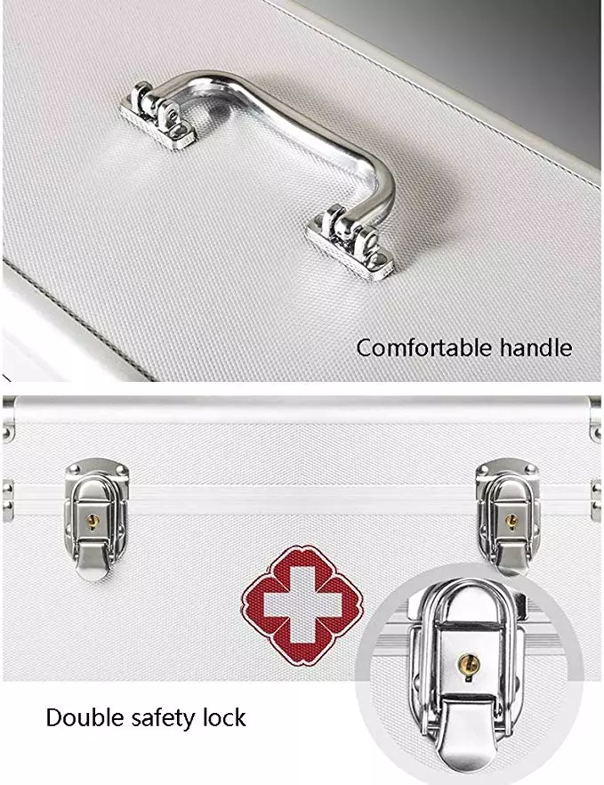 Customizable Multi-functional medical case military tactical first aid kit