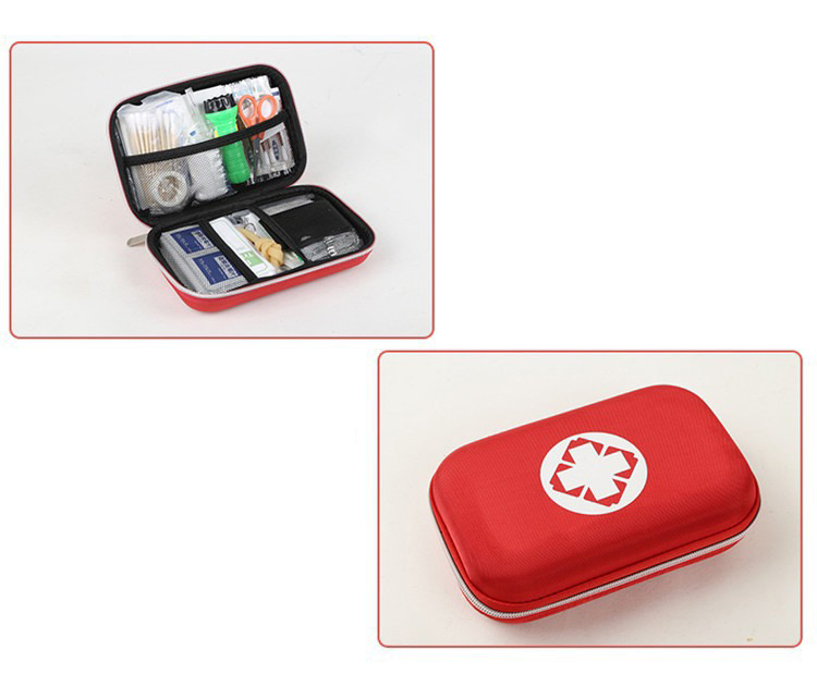 Handy Empty Mini Tactical Emergency EVA Medic First Aid Kit Bag
