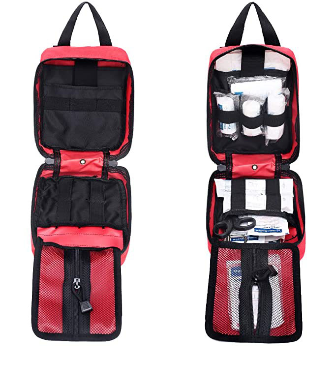 Emergency Molle Tactical Military SOS 302 in 1 Professional Survival Gear Tool First Aid Kit