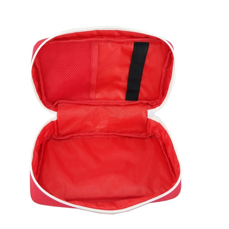First Aid Bag Empty Portable Medical Bag Emergency Survival Storage Bag for Camping Home Travel